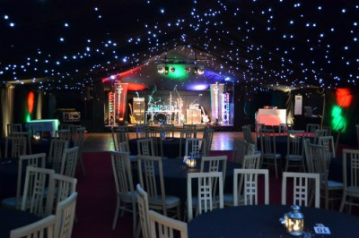 Stage lighting westernmarquees.co.uk